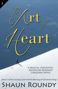 The Art of Heart: a magical, insightful, adventure-romance Christmas novel